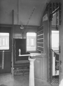 Excursion Stock - Brake Saloon Guards Compartment, 1935
