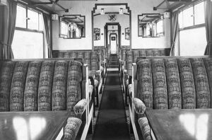 Excursion Stock Open Third Class Carriage, 1936