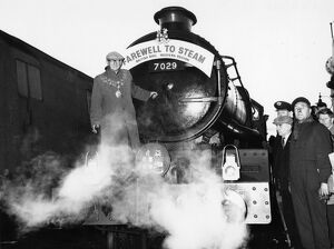 Farewell to steam on the Western Region, 1965