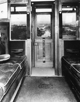 First Class Composite Corridor Carriage