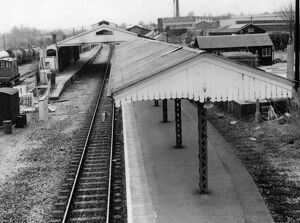 Frome Station, c1970