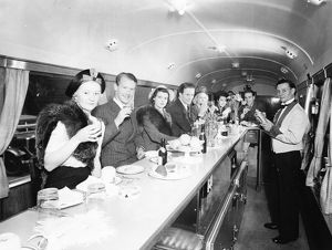 GWR Buffet Car, c1930s