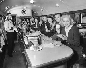GWR Buffet Car, c1938