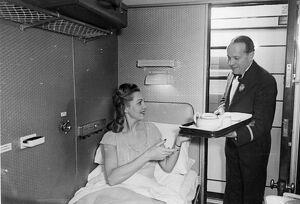 GWR First Class Sleeper Car, c1930s