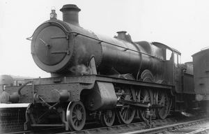 Hall Class locomotive, No. 4913, Baglan Hall