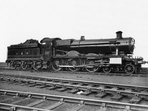 Hall Class Locomotive No. 4952, Peplow Hall