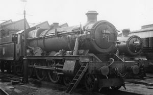 Hall Class locomotive No. 7916, Mobberley Hall