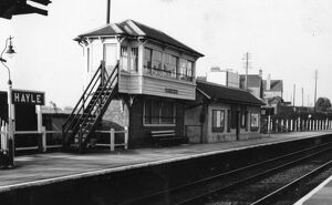 Hayle Station (Selection of 2 Items)