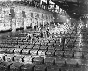 J2 Shop - Chair Foundry, 1930