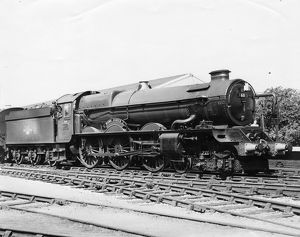 King Class No 6011 King James I