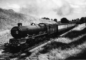 King Class No 6025 King Henry III, August 1951