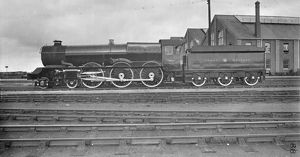 King Class Locomotive, No 6029, King Stephen