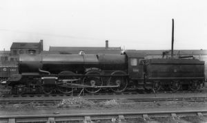 King Class locomotive, No. 6028, King Henry II