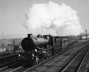 King Henry VI at Beeston Junction, 1948