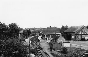 Kington Station, June 1950