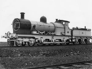 Locomotive No. 36