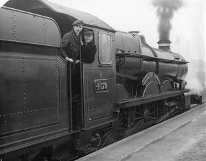 Locomotive No. 4079, Pendennis Castle