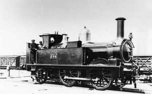 Locomotive No. 539