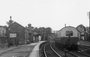 Lydney Town Station, c1950s