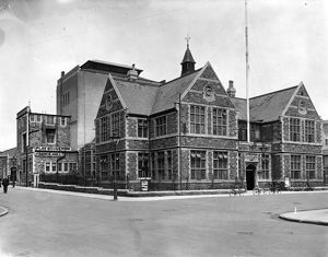 Mechanics Institute, 1938