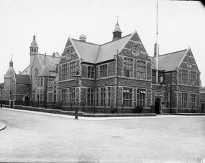 Mechanics Institute, c1910