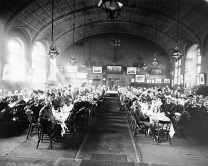 Mechanics Institute Luncheon, July 1908