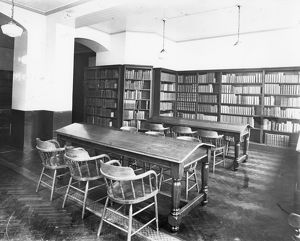 Mechanics Institute Reference Library, 1931