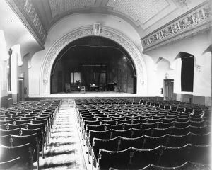 Mechanics Institute Theatre, c1931