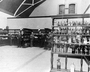 Medical Fund Dispensary, 1907