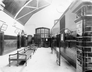 Medical Fund Dispensary Waiting Room, Milton Road, 1920
