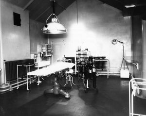 Medical Fund Hospital Operating Theatre, 1947
