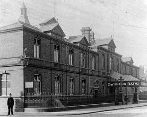 Medical Fund Society, Milton Road c1910