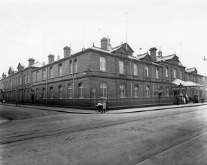 Medical Fund Society, Milton Road, c1910