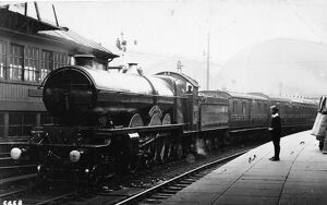 No111 The Great Bear at Paddington Station, c1910