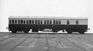 Non-corridor Brake Composite Carriage, No. 6830