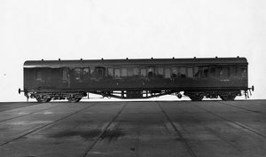 Non Corridor Brake Composite carriage No. 7389
