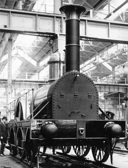 North Star in Swindon Works, c1925
