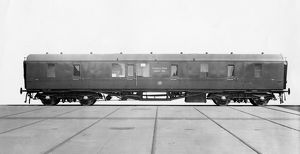 Passenger Brake Van, No. 69