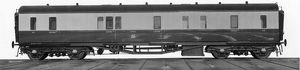 Passenger Brake Van, No. 95