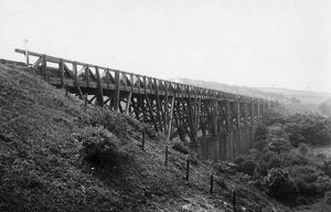 Penwithers Viaduct, 1920
