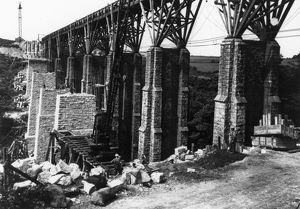 Ponsanooth Viaduct, 1929