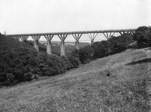Ponsanooth Viaduct, c1920s
