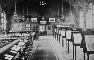 Reading Room pre 1900