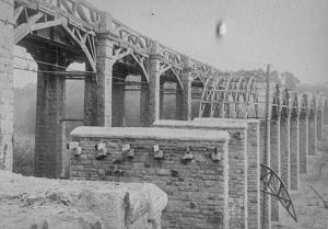 Slade Viaduct, 1892