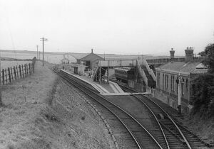 St Agnes Station, July 1952
