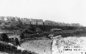 St Ives Station, Porthminster Beach and Pitch & Putt, c1950s