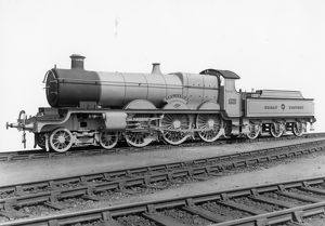 Star Class, No. 4021, King Edward