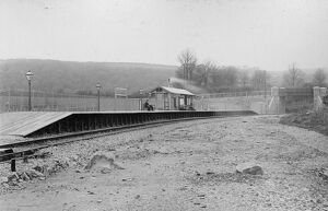 Steer Point Station, c.1898