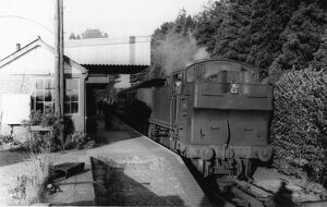 Stow-on-the-Wold Station, c1950s