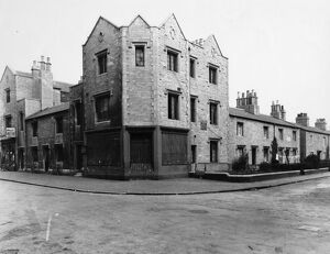 Swindon Engineering Society offices in Emlyn Square, 1929